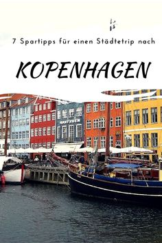 Copenhagen is not a cheap place to go. We have put together saving tips for a city trip that Visit Denmark, Denmark Travel, Cheap Places To Go, Places To See, Travel Icon, Travel Usa, Places To Travel, Travel Destinations, Copenhagen City