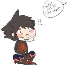 Ventus & Tiny Vanitas ~ I don't ship it but this is too cute Kingdom Hearts Funny, Kingdom Hearts Fanart, Weird Dreams, Vanitas, My Friend, Friends, Video Games, Fan Art, Final Fantasy