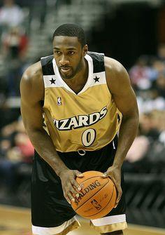 Gilbert Arenas Wizards Basketball 1759b262d