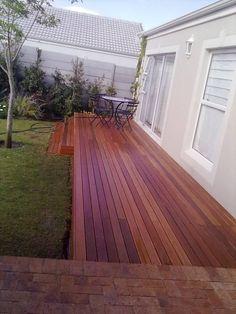 Timber Decking