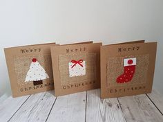 Check out this item in my Etsy shop https://www.etsy.com/uk/listing/549717366/rustic-christmas-card-pack-of-3-hand