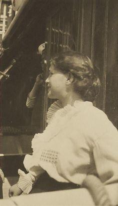 Grand Duchess Maria Nikolaevna of Russia; c. 1915. #Romanov