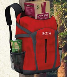 Enter for your chance to win the BOTA Box BACKPACK Giveaway Sweepstakes! They are giving away 100 prizes!