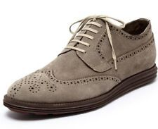 US5-10 suede leather wingtip oxford mens shoes causal lace up boots