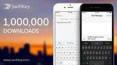 حمل تطبيق SwiftKey لمنصة iOS 8 : الأيفون 6 و 6 بلس