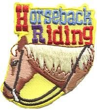 S1304 - Horseback Riding Fun Patch