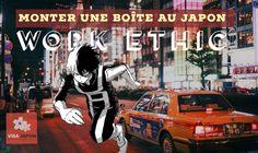 Monter une boîte au Japon : Work Ethic – Visa Japon
