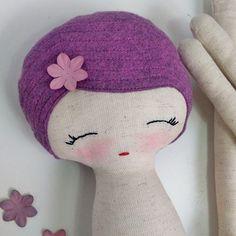 Sweet doll in progres #mbdesings #etsy #handmade #handmadedoll #handmadetoy #clothdoll #sweetdoll #doll #hechoamano #muñeca #ruzafa…