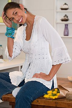 Love this top  - one day I am going to break down and buy this- maybe this summer...ms