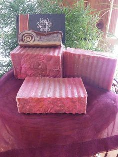 Enchanted Love Soap Valentine Soap Gift Cold by LisasBearButtSoaps