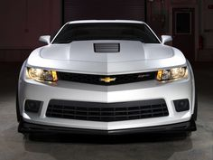 2014 Chevy Camaro Z/28... Not bad looking.