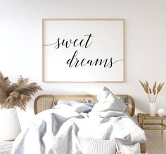 Lets Cuddle Printable Art, Bedroom Decor, Lets Cuddle Sign, Bedroom Quote Print, Inspirational Wall Bedroom Prints, Bedroom Wall, Bedroom Decor, Bed Wall, Be Our Guest Sign, Above Bed Decor, Printing Websites, Guest Room Decor, Bible Verse Wall Art