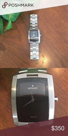 Movado men's watch Movado men's watch Movado Accessories Watches