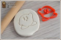 Emporte-pièce Kirby -  Cookie cutter Kirby -  LaBoiteACookies
