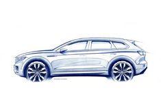 VW Tuareg 2018