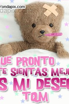 pronta recuperacion frases - Google Search Hug Quotes, Wife Quotes, Real Life Quotes, Mafalda Quotes, Spanish Greetings, Get Well Wishes, Cute Poster, Happy Wishes, Senior Living Communities