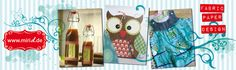 adorable owl treat bag! Making this for sure!