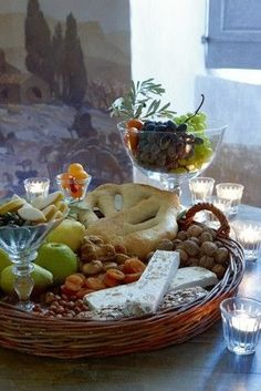 Christmas in Provence: the traditional thirteen desserts