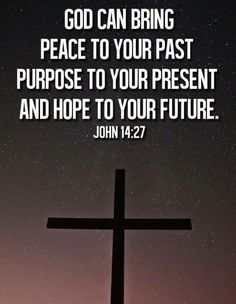 John 14:27