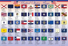 State Flags Placemat, amazon.com