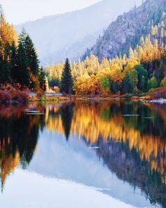 Wenatchee River County Park, Chelan County, Washington — by Rachel Samanyi
