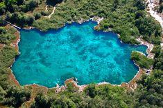 Lagoa Azul, Primavera do Leste - Mato Grosso - Foto: Prefeitura