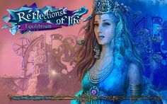 Download for PC: http://www.bigfishgames.com/games/11126/reflections-of-life-equilibrium-ce/?channel=affiliates&identifier=af5dc3355635 Reflections of Life 2: Equilibrium Collector's Edition PC Game, Hidden Object Games. Save Princess Espera in Equilibrium from the mad vines, using your talents of the Guardian of Dreams! Download Reflections of Life 2: Equilibrium Collector's Edition Game for PC for free!