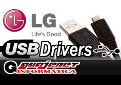 Como instalar Drivers LG - USB, CDC, ACM, MTK, MODEM, WHQL, DUM