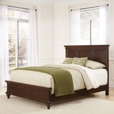 Colonial Classic Bed - Overstock™ Shopping - Great Deals on Beds