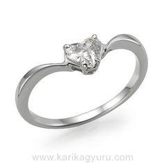 Klasszikus egy köves eljegyzési gyűrű 0,30ct-0,40ct gyémánttal Engagement Rings, Jewelry, Enagement Rings, Wedding Rings, Jewlery, Jewerly, Schmuck, Jewels, Jewelery