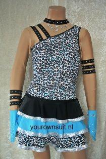 jurk dansmarieke