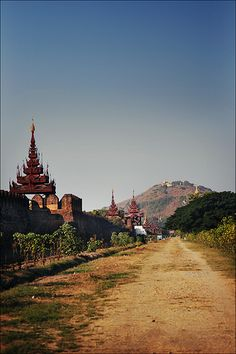 Mandalay, Myanmar (ex Burma)