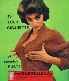 Is your cigarette a complete BUST?