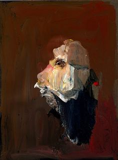 Juxtapoz Magazine - The Work of Joseba Eskubi Figure Painting, Painting & Drawing, Painting Inspiration, Art Inspo, Sad Art, Character Design Animation, Life Drawing, Art Sketchbook, Contemporary Paintings