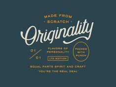 Originality