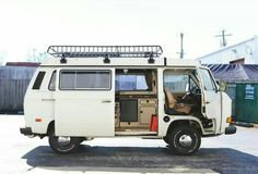Vw T, Volkswagen Bus, Transporter T3, Vw Vanagon, Bus Camper, Surf Trip, Camper Conversion, Vw Cars, Sprinter Van