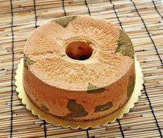 Matcha angel food cake recipe