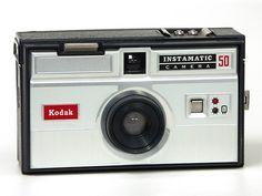 Kodak Instamatic: pure sixties design.