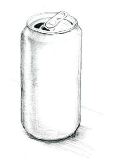 pencil drawing coke bottle - Buscar con Google