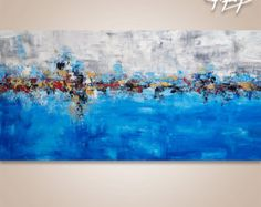 Abstract Painting, Abstract Art, Original Painting, Cityscape Painting, Cityscape, Cityscape Art, Abstract Cityscape, Skyline, Contemporary Art, Acrylic Art, Canvas art, Artwork, Textured Painting, Textured Wall Art, Wall Decor, Fine Art Painting, Large Art, Large Painting, Red White Black, abstract cityscape, abstract wall art, home decor, home decoration -------------------- Welcome To Our Studio! -------------------- Hand Painted Modern Original Abstract Paintings by Gabriela and Catal...