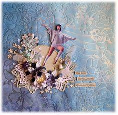 Страничка Hand Fan, Scrapbooking, Home Appliances, Creative, Painting, Art, House Appliances, Art Background, Painting Art