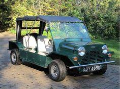 Austin Mini Moke - (1966)