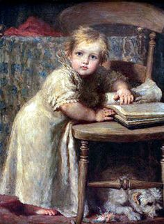 Carl Wilhelm Bauerle -This is starting young but she will get lots of word read. S