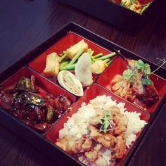 Thanks @khalilcfc87 for posting a #fab pic of our #Meat #Lunch #BentoBox @instagram! (^_−)☆
