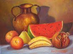 Resultado de imagen para dibujar frutas a lapiz