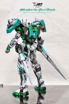 Cool Robots, Cool Toys, Awesome Toys, Custom Gundam, Gunpla Custom, Armored Core, Gundam Wallpapers, Frame Arms Girl, Gundam 00