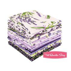 Lavender Market 2 Fat Quarter Bundle<BR>Deborah Edwards for Northcott Fabrics