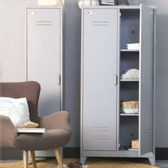 1000 images about placard on pinterest dressing armoires and metal types. Black Bedroom Furniture Sets. Home Design Ideas