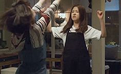 Age of Youth - me trying to dance