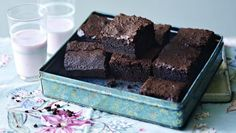 BBC Food - Recipes - Rich chocolate brownies
